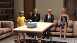 Chapter 1.15 A Birthday of Dellie